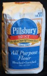 All- Purpose Flour (bleached)